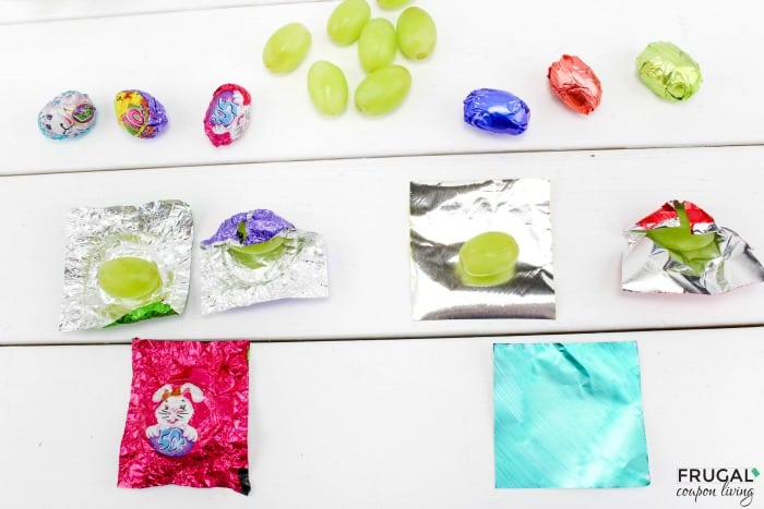 April Fools' Day Candy Grapes Prank