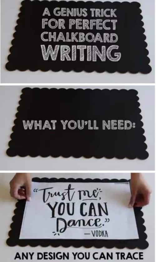 Chalkboard Art Tutorials