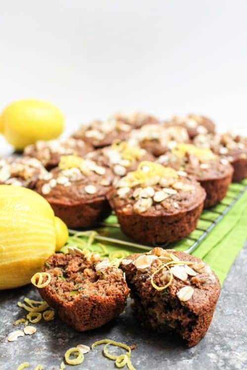 Coffee Cake Muffins Damn Delicious
