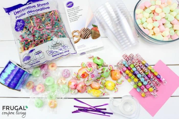 Unicorn Party Favors Supplies Needed