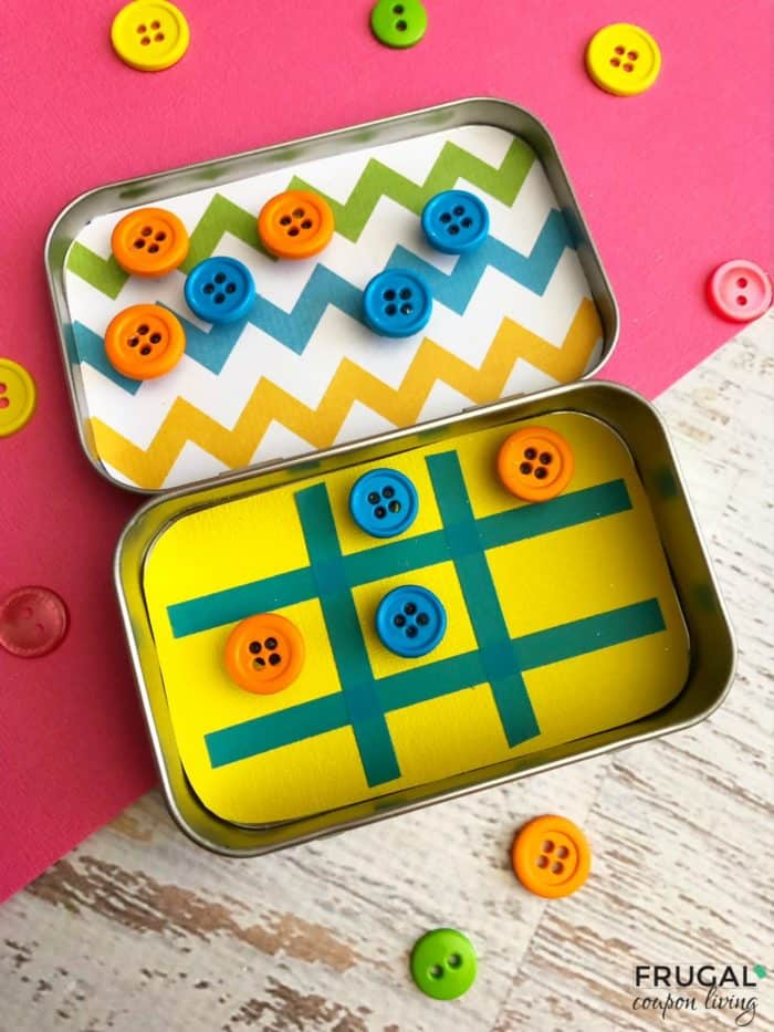 Altoid Tin Craft