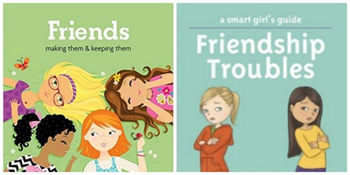 american girl friendship books as low as 7 99