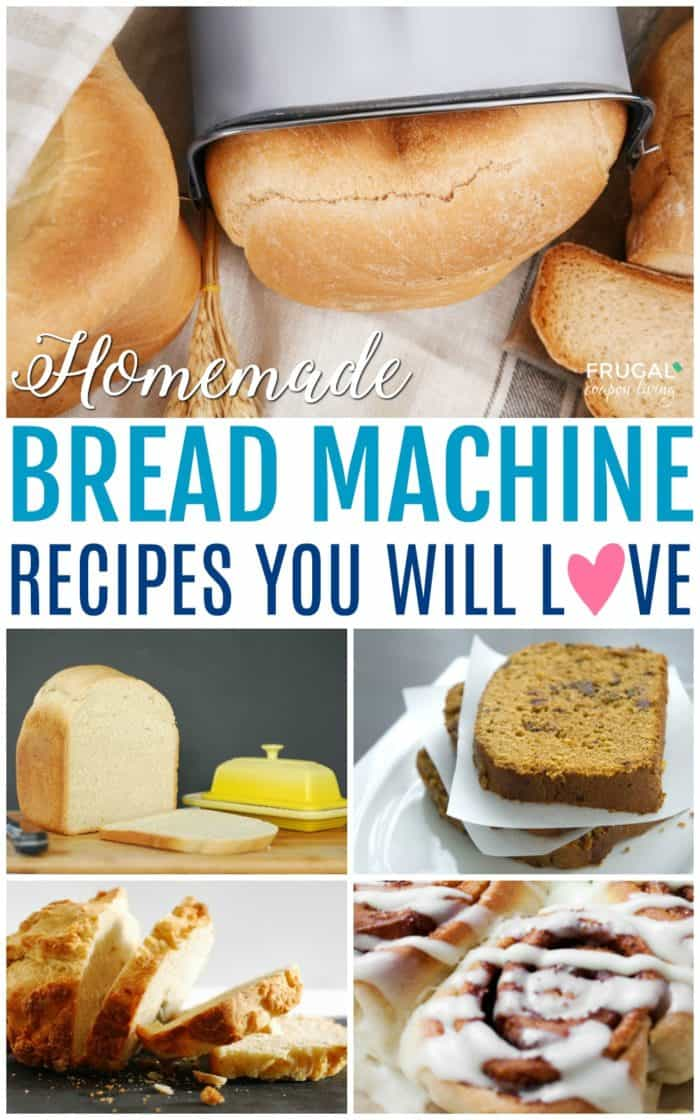 The Best Bread Machine Recipes