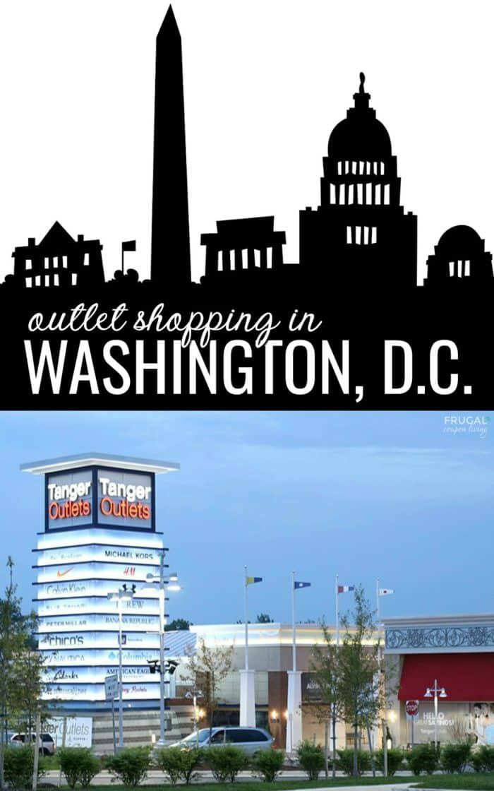 b615ce0e505 Outlet Shopping in Washington