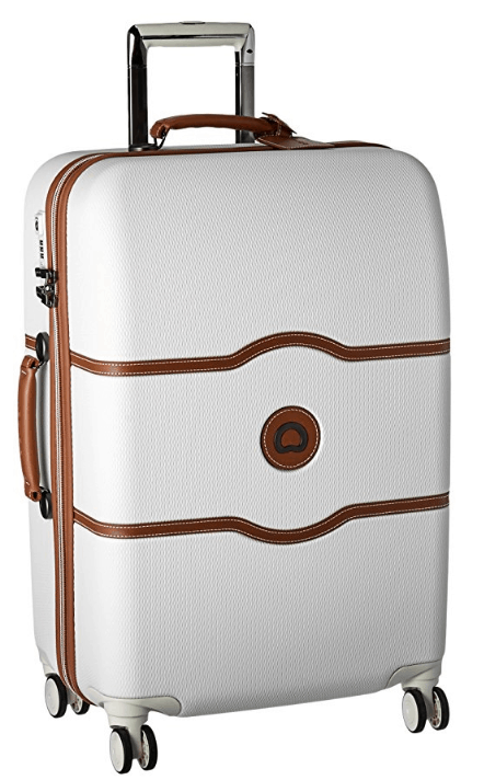 fc1a3308f44 Amazon Prime Day Suitcase Sales - Delsey in Champagne only  135 ...