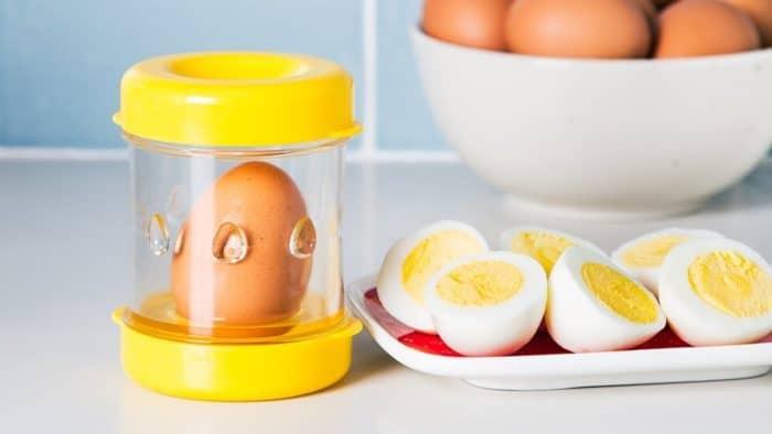 Negg Hard-Boiled Egg Peeler