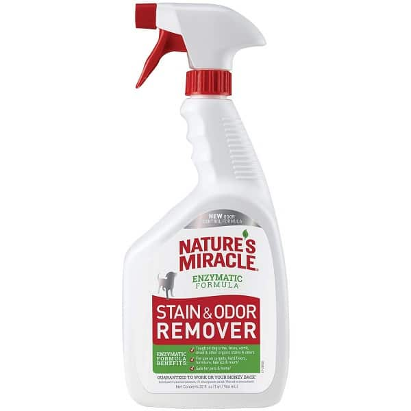 Nature S Miracle Dog Stain Odor Remover