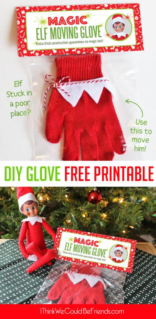 photo about Elf on the Shelf Printable Props named Absolutely free Elf upon the Shelf Printables