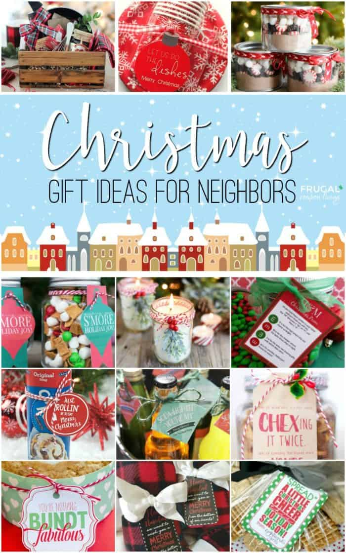 Christmas Gift Ideas for Your Neighbor | Teachers, Co-Workers & Friends