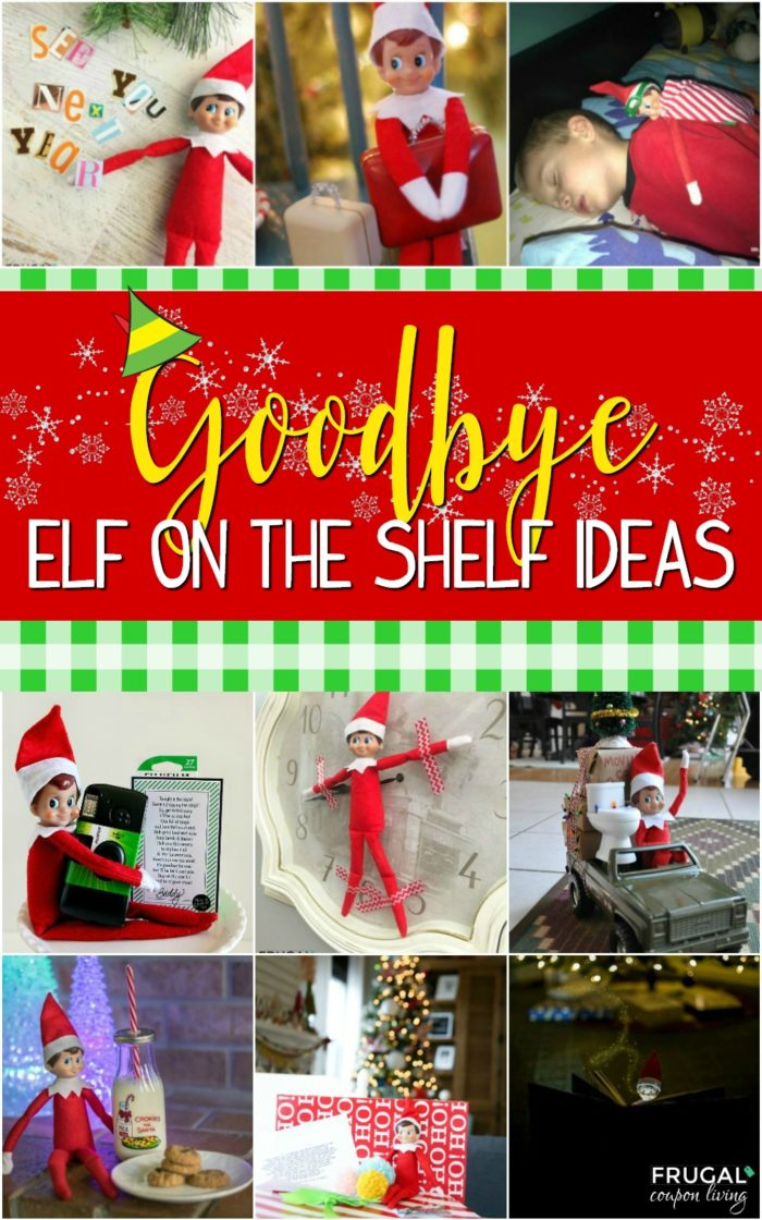 Goodbye Elf on the Shelf