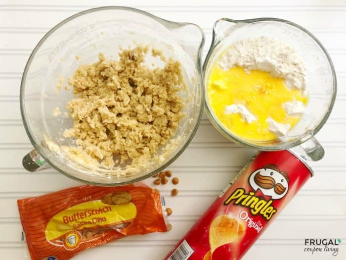 Pringles Potato Chip Cookie Recipe Ingredients