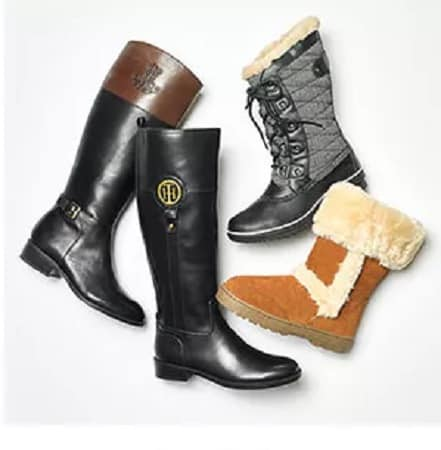 ceb1da020 From now until January 1, head over to Macy's and shop this Women's Boots  Sale to save as much as 75% off regular! Select from hundreds of styles!
