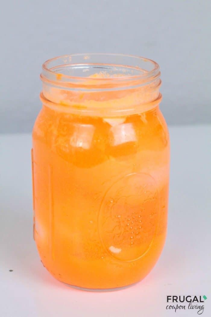 Vinegar Eggs Science Experiment