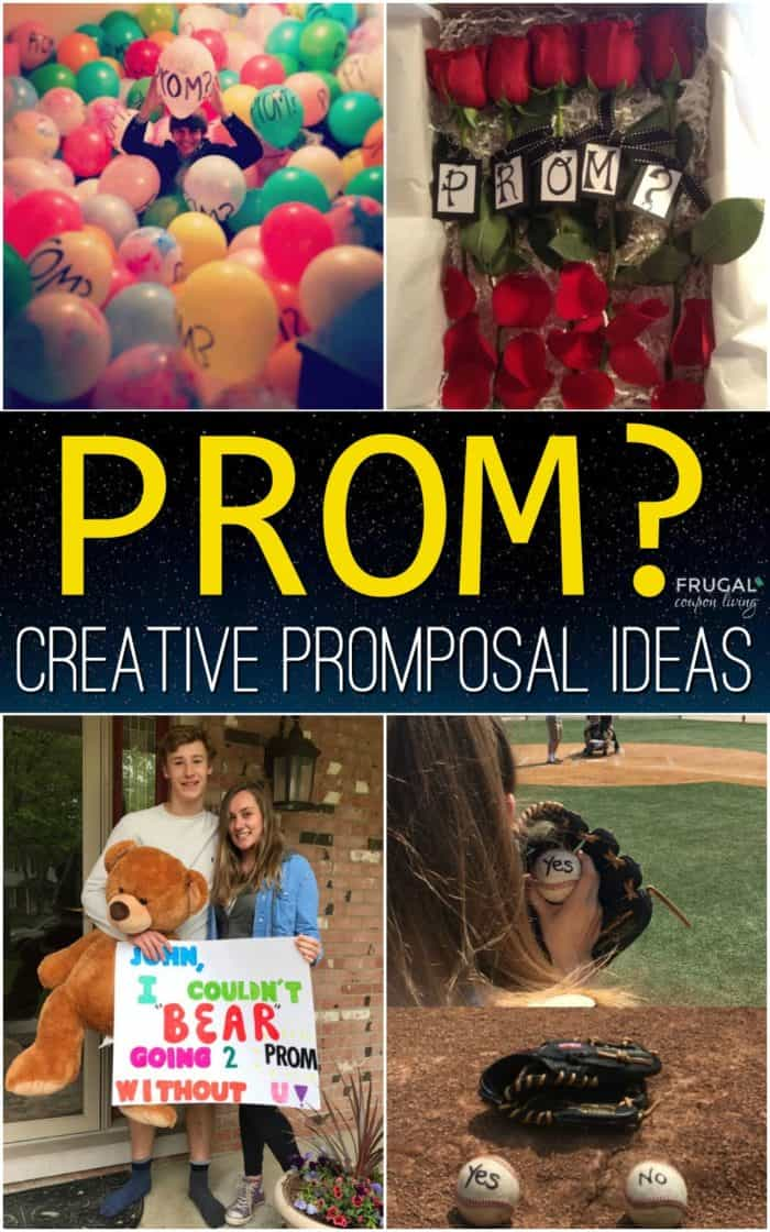 Prom Proposal Ideas