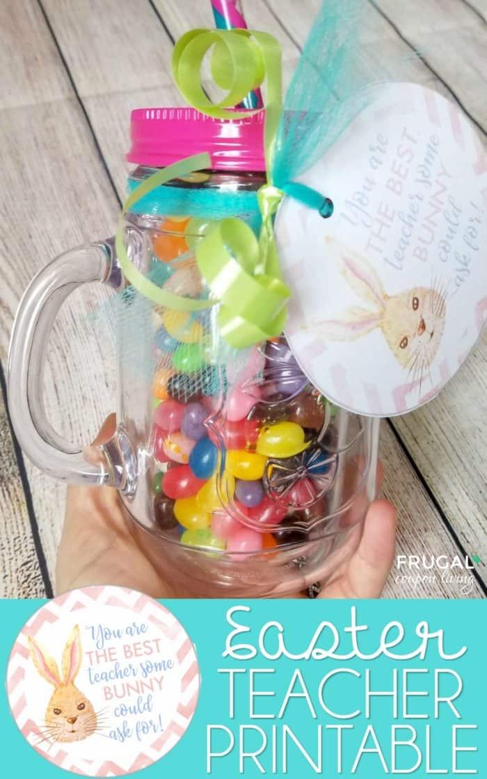 Teacher Easter Gift Idea