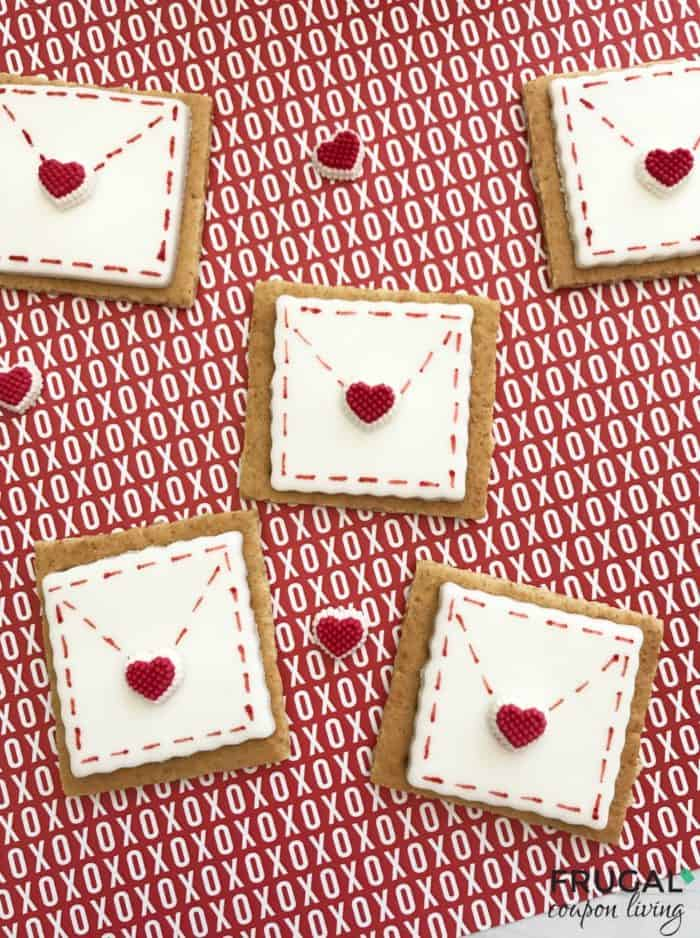 Valentine's Day Food Craft for Kids