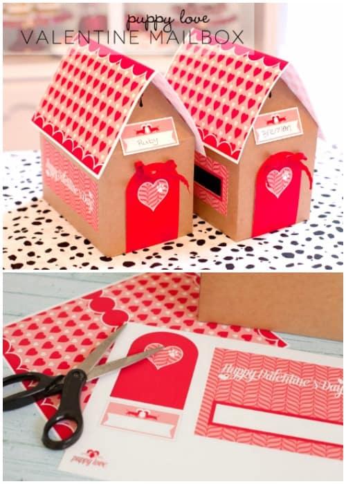 DIY Valentine Mailbox Ideas