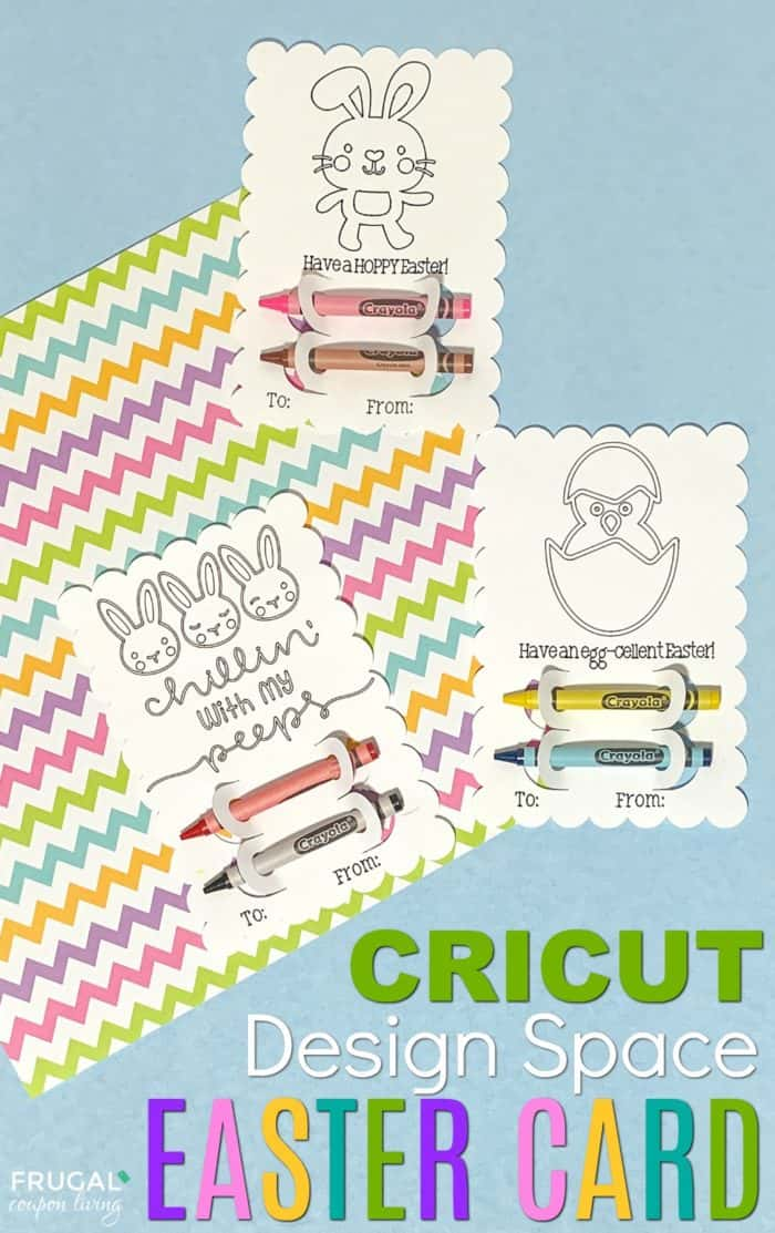 DIY Easter Card Cricut Craft Tutorial