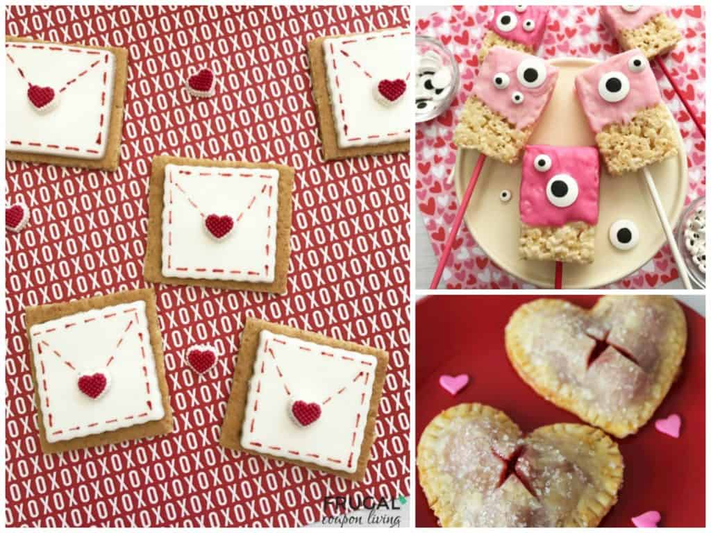 926d191681f One of the things I love about holidays is making yummy and cute  holiday-themed treats. There are so many fun ones available for Valentine s  Day