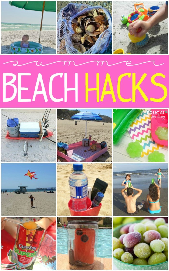 Summer Beach Tips