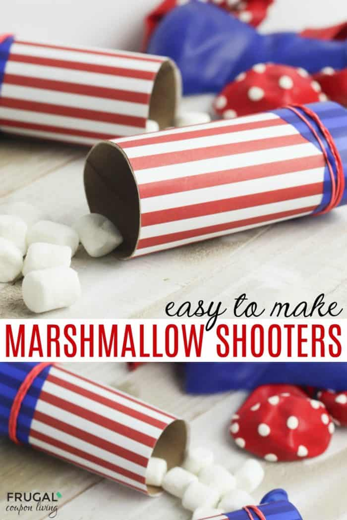 Easy to Make Homemade Marshmallow Launcher