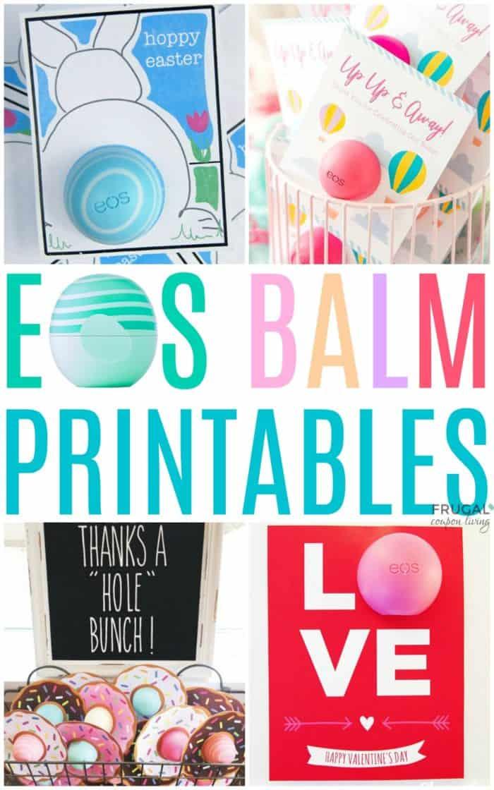 Free Eos Printables Gift Ideas