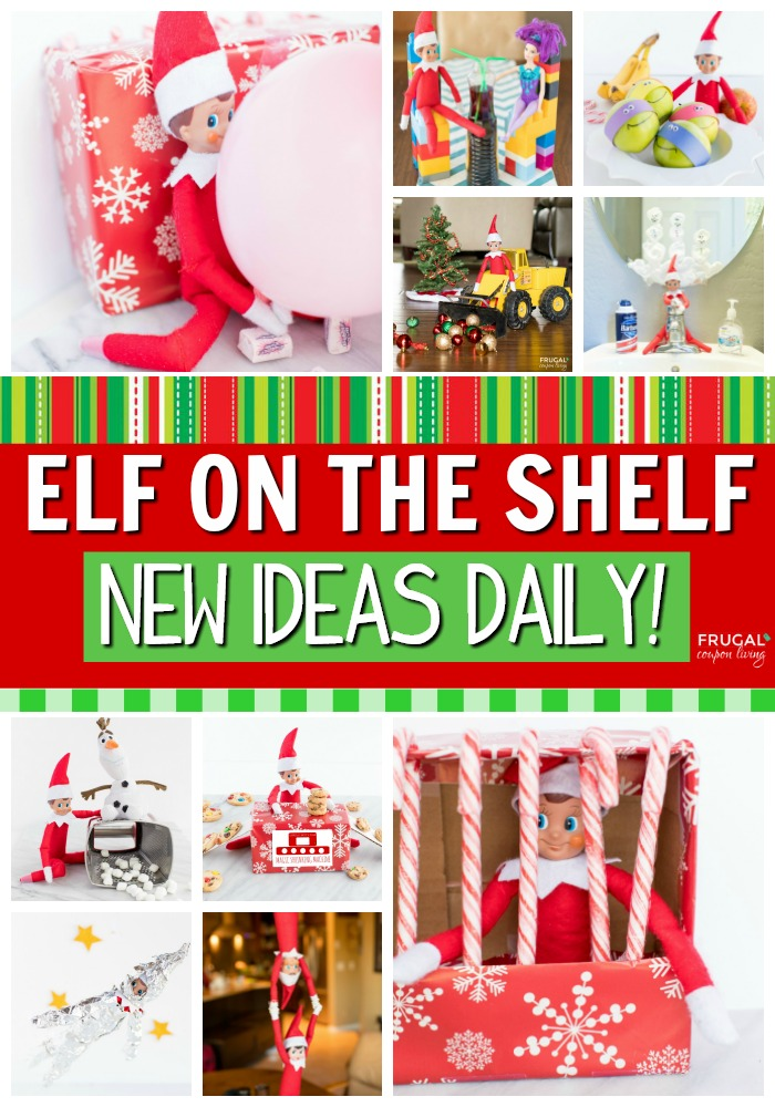 picture regarding Elf Printable Coupons known as Elf upon the Shelf Programs - Absolutely free Elf Costumes Printables