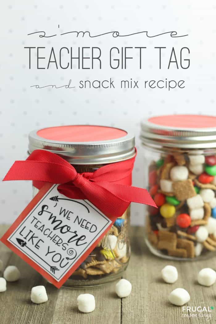 S'mores Teacher Gift