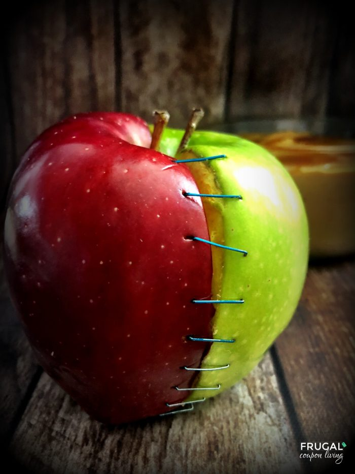 Halloween Poison Apple Craft
