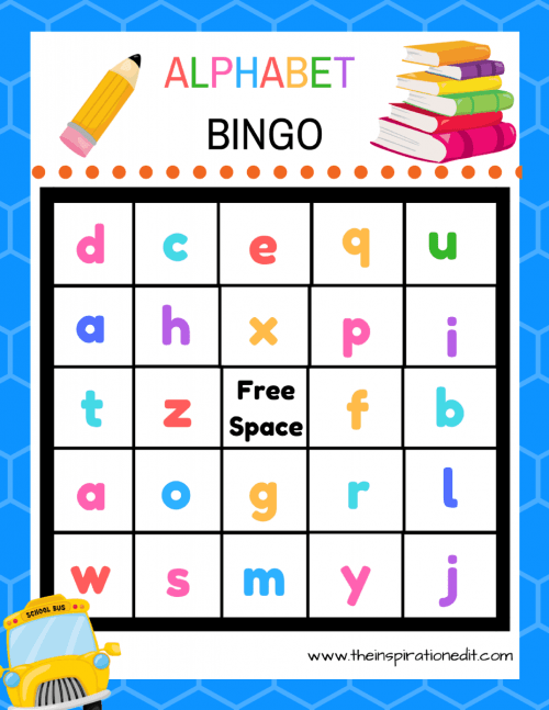 picture about Back to School Bingo Printable called Again In the direction of Higher education Archives - Frugal Coupon Dwelling
