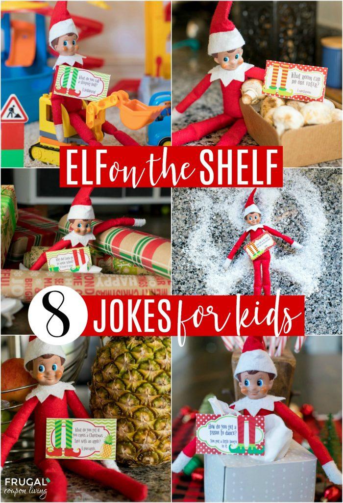 Elf on the Shelf Jokes for Kids