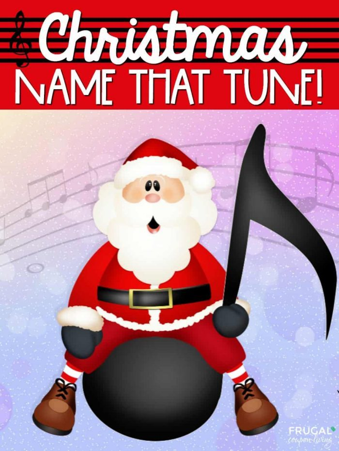 Name that Tune Best Christmas Songs