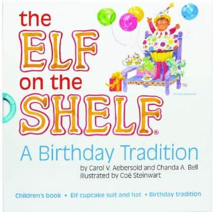 Elf on the Shelf books