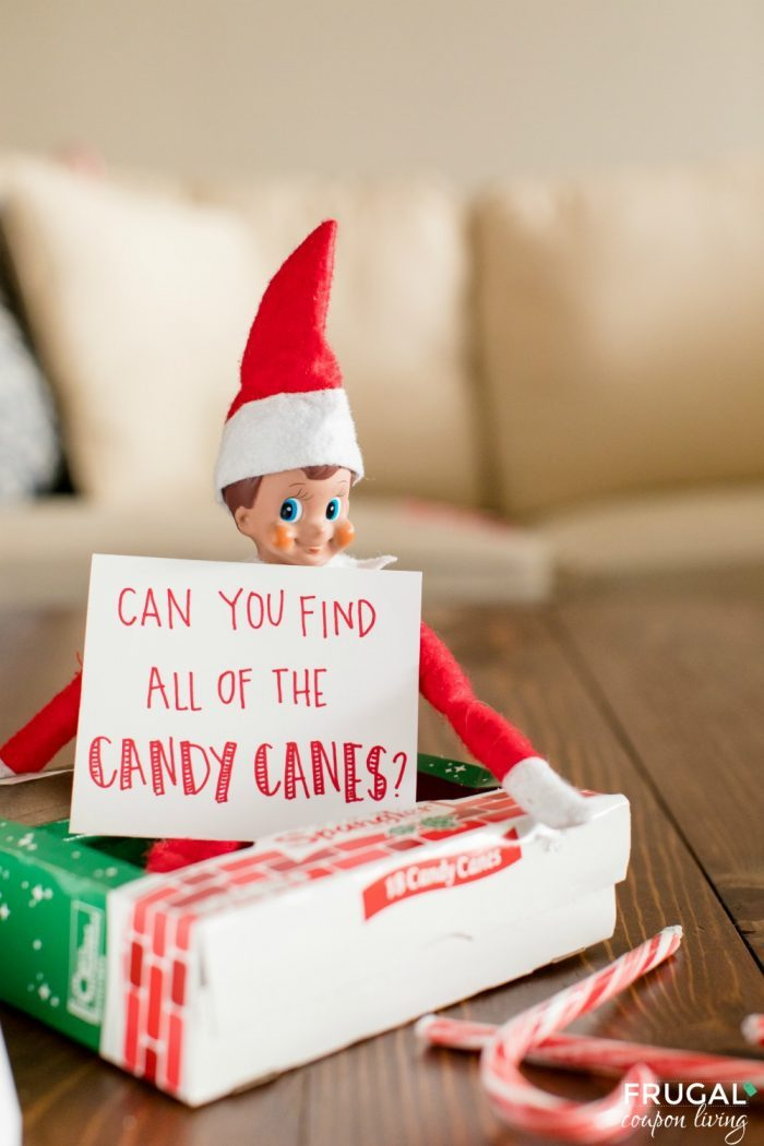 Find Candy Canes