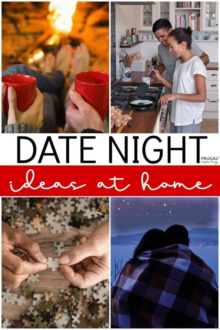 Romantic Date Night Ideas at Home
