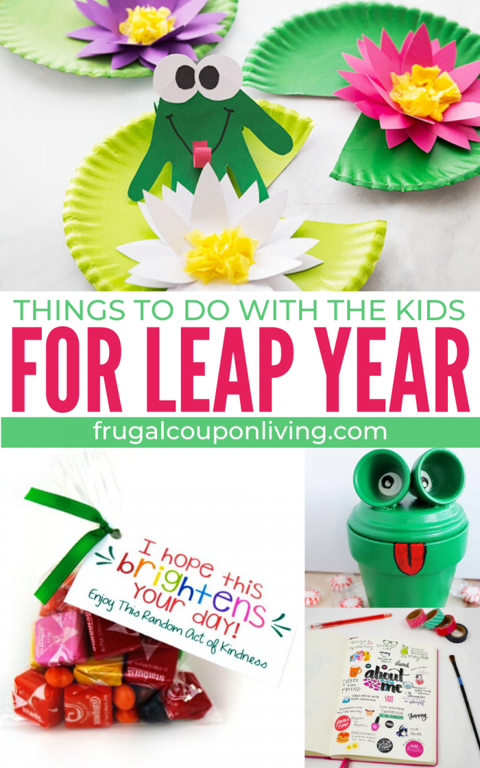 leap day ideas and activities