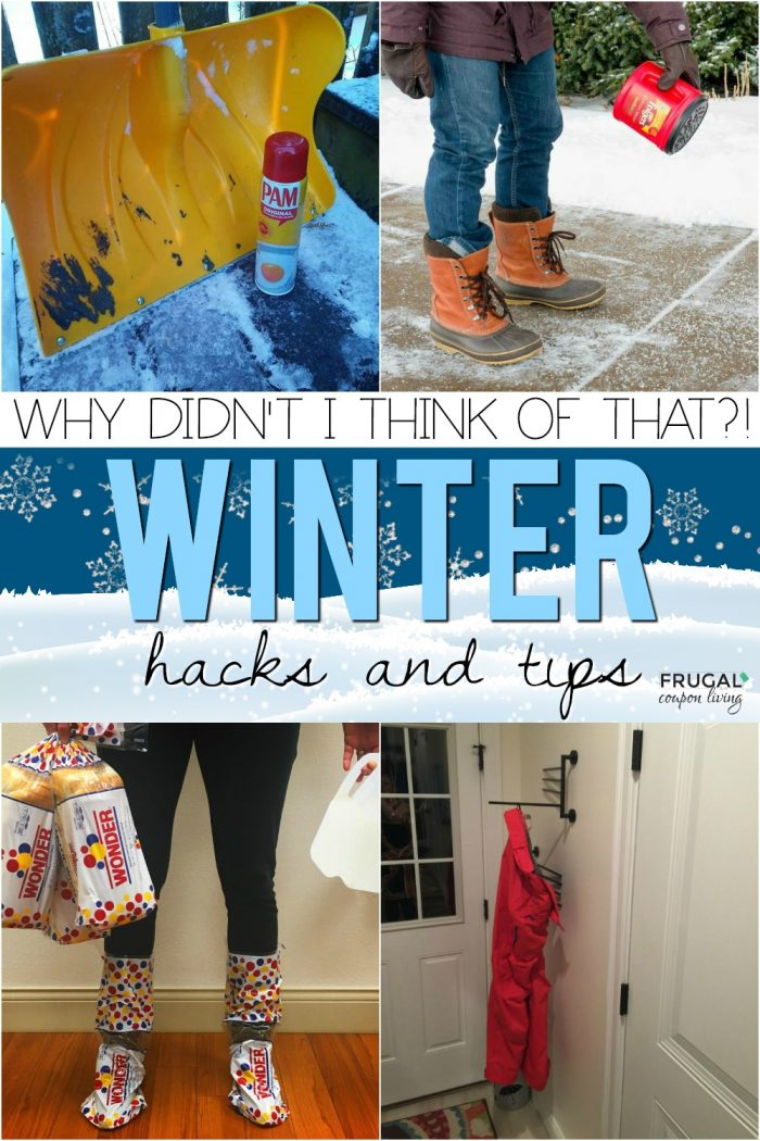 Winter Hacks and Tips