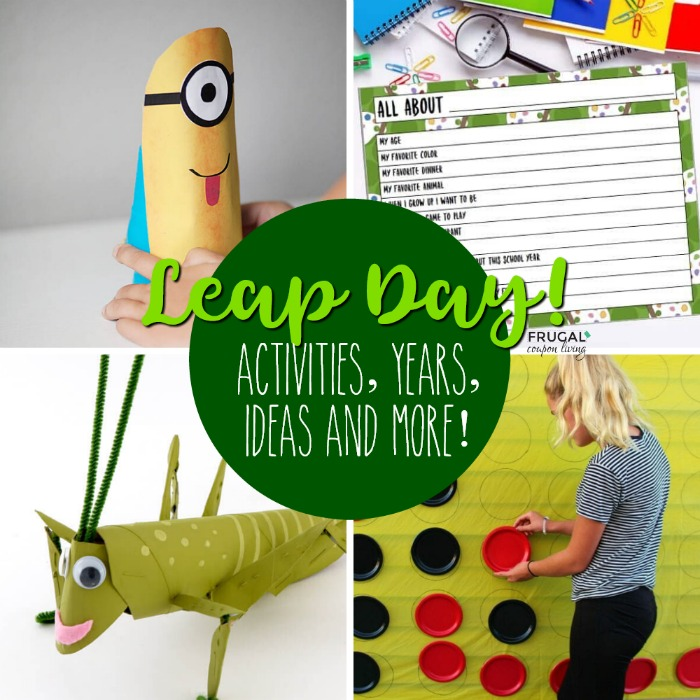 Leap day activities for kids