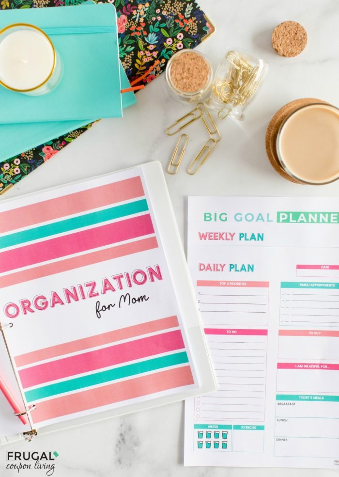 Busy Binder for Mom