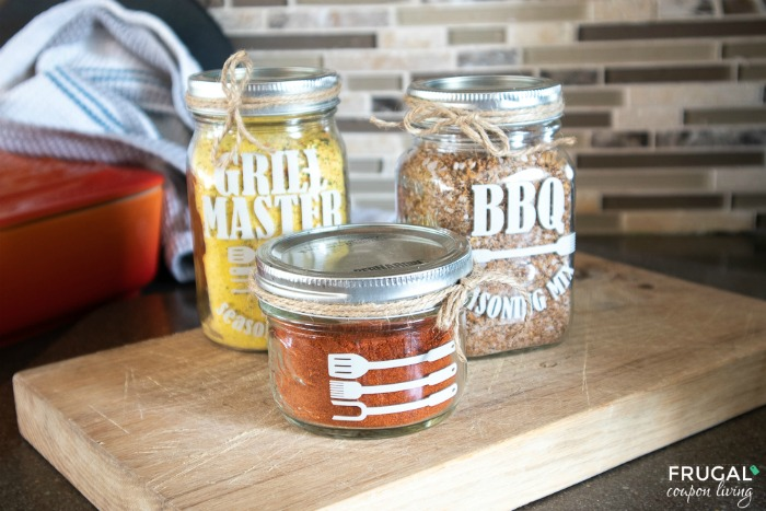 BBQ Seasoning Father's Day Gifts Ideas for the Barbecue Lover