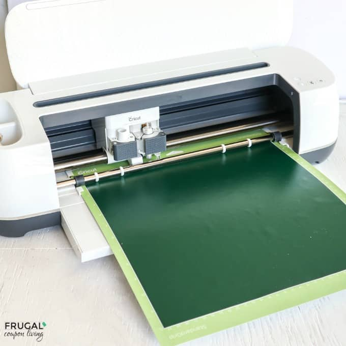 Forest Green Vinyl for Cricut Maker