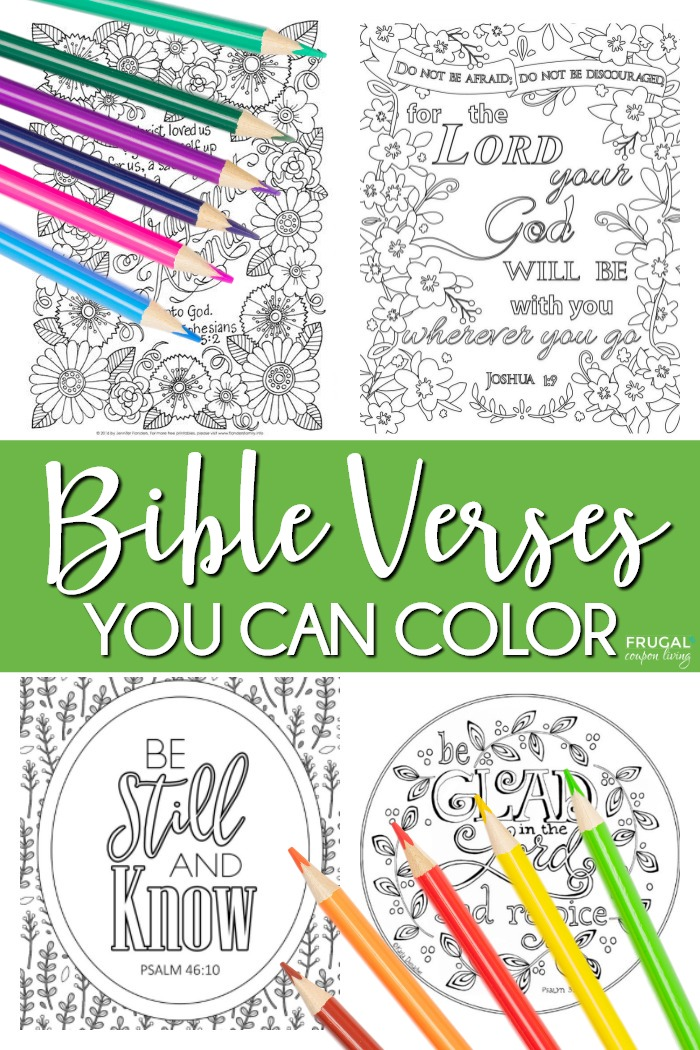 bible verse coloring pages for adults