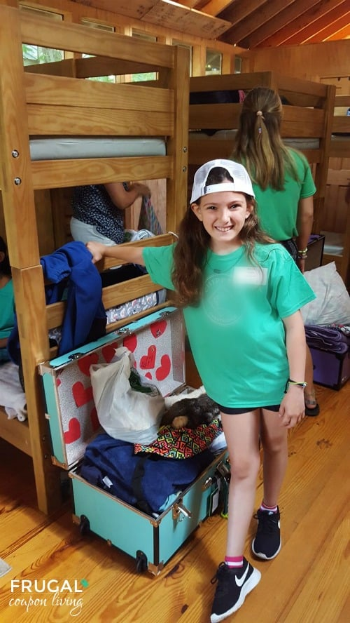 Summer Camp Trunk Ideas