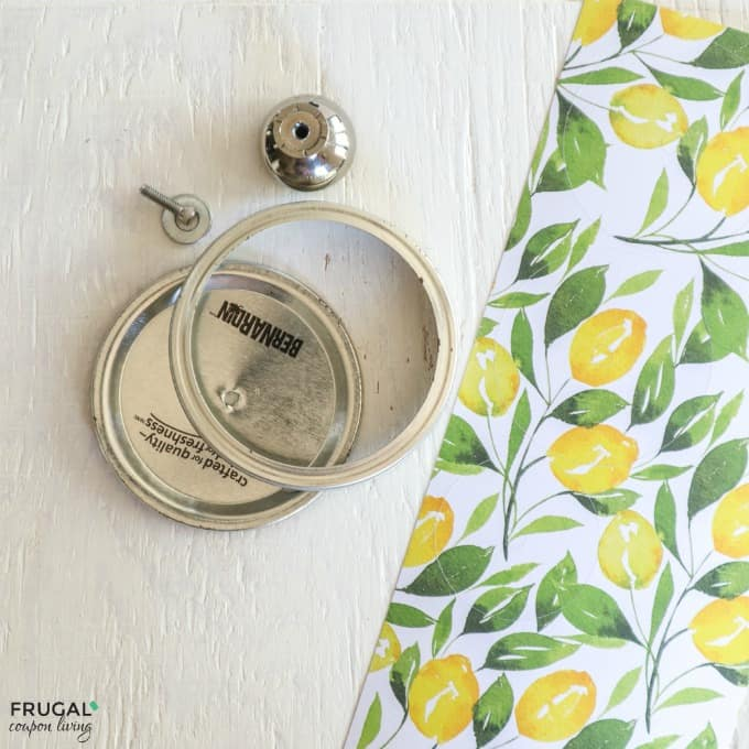 diy mason jar lids with knobs