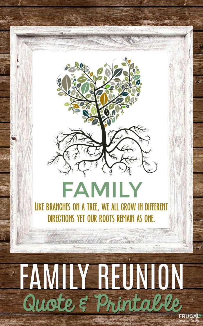 Family Poem Printable