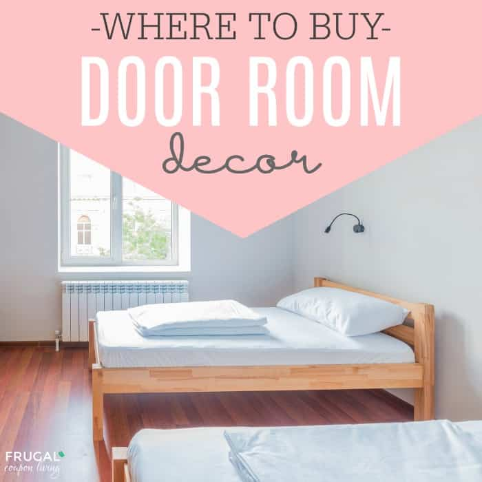 where to buy dorm room decor