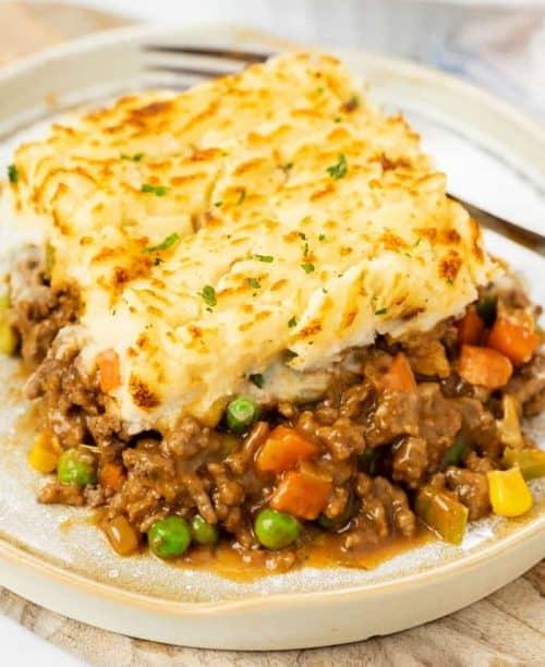 Easy Shepherd's Pie Fall Dinner Recipe