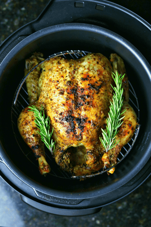 Fall Dinner Recipes Pressure Cooker Whole Chicken