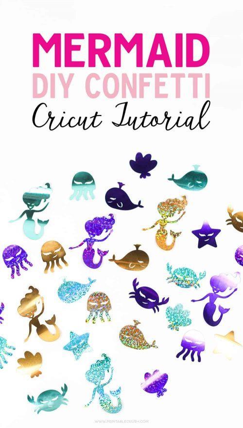 circuit confetti mermaids