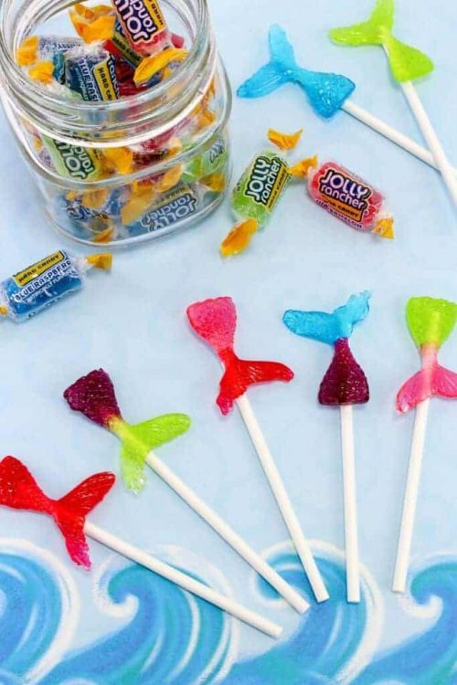 jolly rancher mermaid candy